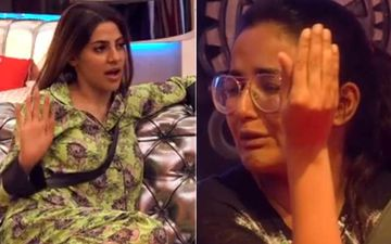 Bigg Boss 14 Day 1 SPOILER ALERT: First Fight In The House Breaks Out Between Jasmin Bhasin And Nikki Tamboli; Naagin 4 Actress Cries Like A Baby
