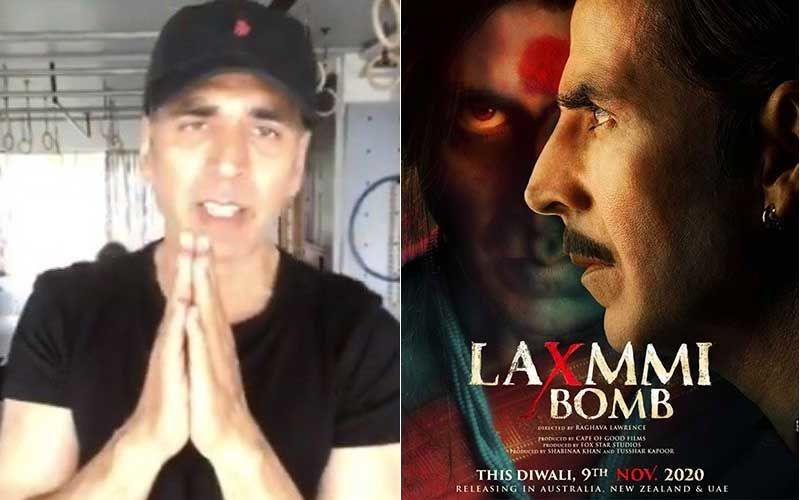Akshay Kumar Faces Heat After He Opens Up On Bollywood's Drug Controversy; Netizens Call For A Ban On Laxmmi Bomb