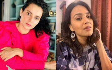 Sushant Singh Rajput Death: Kangana Ranaut Hits Back After Swara Bhasker For Her 'Return The Award' Dig; Responds To #KanganaAwardWapasKar Trend