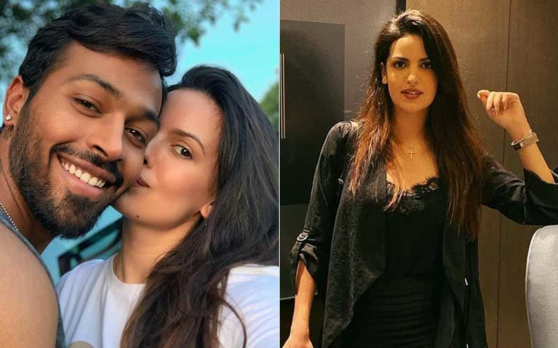 After Posting A Loved-Up Pic With Hubby Hardik Pandya, New Mommy Natasa Stankovic Flaunts Her Hot Bod In Black