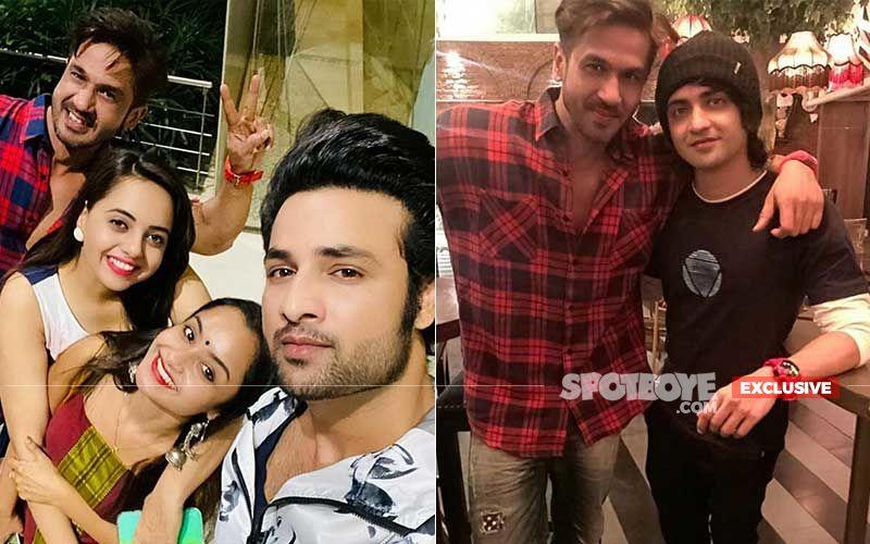 RadhaKrishn Actor Malhar Pandya Celebrates His Birthday With Wife Prriya Pattidarr; Co-Stars Ishita Ganguly, Sumedh Mudgalkar And Others Join In- EXCLUSIVE VIDEOS