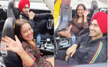 Rohanpreet Singh Shares His Song Ex Calling's First Candid Video With Wife Neha Kakkar; Neha Dazzles In A Short Dress,  Says 'Baby, Life Is Beautiful'-WATCH