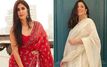 Katrina Kaif Has The Sweetest Reaction To Pregnant Anushka Sharma's Dazzling Diwali 2020 Pics