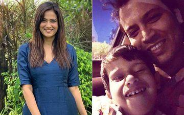 Shweta Tiwari's Estranged Husband Abhinav Kohli Streams LIVE Outside Her House; BANGS The Door, Calls It 'Torture' As He Isn't Allowed To Meet Son Reyansh
