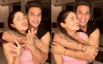 Prince Narula Grooves To The Beats Of His New Song Surma Gaani With Wife Yuvika Chaudhary; Couple Looks Hale And Hearty Post Dengue Recovery-WATCH