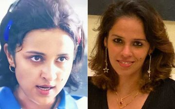 Saina Nehwal Biopic: Parineeti Chopra's UNSEEN Look From The Film Surfaces On The Internet; The Badminton Champ Calls Actress Her 'Lookalike'