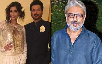 When Sonam Kapoor Had Shared Sanjay Leela Bhansali Was Not Aware She Is Anil Kapoor's Daughter At First; Said 'He Got Very Upset' When He Found Out