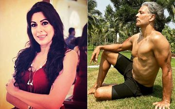 Pooja Bedi Defends Milind Soman's Nude Pic, Calls It 'Aesthetic' Amid Controversy: 'His Crime Is Being Good Looking, Famous And Setting Benchmarks'