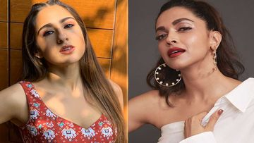 Sara Ali Khan Recollects Playing With Deepika Padukone's Lip Glosses On The Sets Of Love Aaj Kal; Shares Her Fun Times With The Star