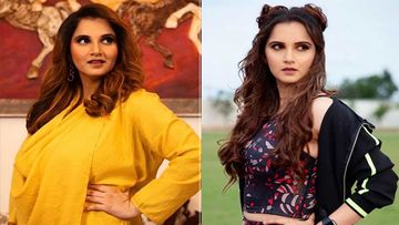 Sania Mirza Undergoes Massive Transformation As She Loses 26KG Post Pregnancy; Jaws Dropped To The Floor