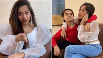 Jannat Zubair's New Tiktok Partner Is Cute AF; Just Before Valentine's Day She Is All About 'Loverfemi'