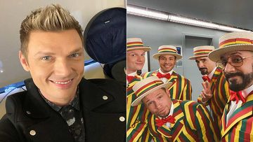 Boy Band-Backstreet Boys' Star Nick Carter Discloses He Once Got A Boner While On Stage
