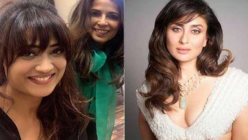 Shweta Tiwari Flaunts Her Latest Bangs Haircut; Follows The Kareena Kapoor Khan Trend