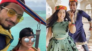 After Going Bonkers With Jannat Zubair In Mauritius, TikTok Star Faisal Finds New Partner
