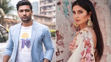 Vicky Kaushal Dodges Question On Being Single; Does This Reluctance Mean He Is Indeed Dating Katrina Kaif?