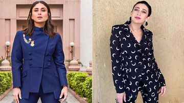 Kareena Kapoor Khan-Karisma Kapoor's Pantsuit Outfits- Diet Sabya Calls Out The Kapoor Sisters