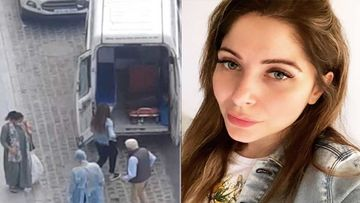 After Being Tested Positive For Coronavirus, Kanika Kapoor Taken To The Hospital In An Ambulance To Be Quarantined-WATCH Video