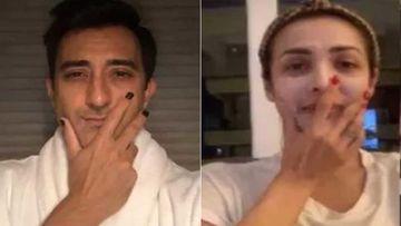 Rahul Khanna Pokes Fun At Pal Malaika Arora; Accuses Her Of Stealing His Pose