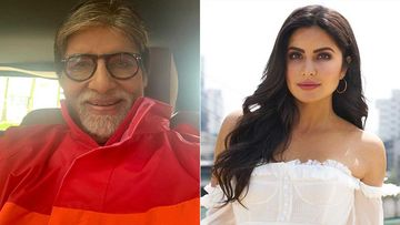 Katrina Kaif Set To Play Amitabh Bachchan's Daughter In Vikas Bahl's DEADLY? Deets Inside