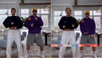 Coronavirus Lockdown: Justin Bieber And Hailey Bieber Shake Their Booties Flaunting Dancing Skills With Cool AF Moves-WATCH