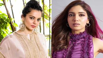 After Kangana Ranaut's Sweet Comments, Bhumi Pednekar Forgets Saand Ki Aankh Controversy; Thanks Her And Says, 'A Little Love In Times Of Distress'