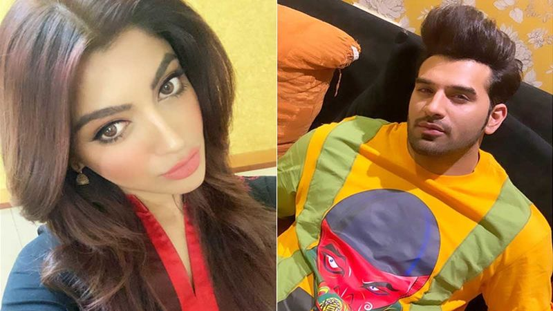 Akanksha Puri REACTS To Paras Chhabra Talking About Her Not Having An Identity; Says 'He Is Used To Feeling Insecure'