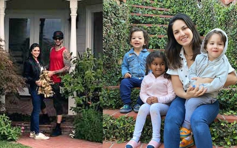 INSIDE Sunny Leone's Home In Los Angeles: The Diva's House Is No Less Than A Paradise And These Pictures Are Worth A Look