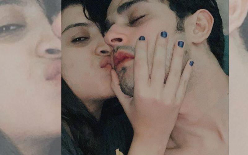 Benafsha Soonawalla Can't Keep Calm As Boyfriend Priyanka Sharma Posts A Video Flaunting His Washboard Abs - Watch