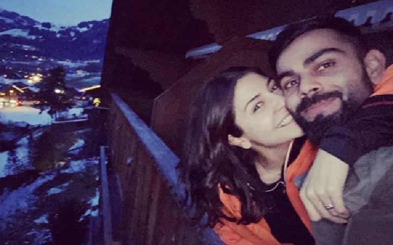 Virat Kohli Is Proud Of Wifey Anushka Sharma For Producing Paatal Lok; He's Truly Setting Some Major Husband Goals