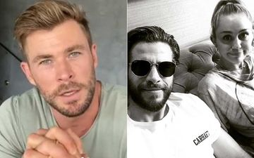 Chris Hemsworth Indirectly Takes A Dig At Miley Cyrus While Sharing About Liam Hemsworth; Says 'We Got Him Out Of Malibu'