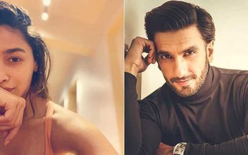 Alia Bhatt's Post Workout Selfie Is Refreshing And Bewitching; Her Radiant Glow Gets The BEST Reply From Ranveer Singh