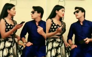 Yeh Rishta Kya Kehlata Hai: Shivangi Joshi Is Angry That Mohsin Khan Isn't Making Their Relationship Public