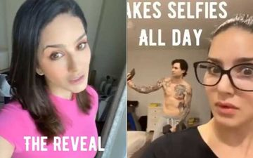 Sunny Leone's Comeback Video To Hubby Daniel Weber's 'Always Sleeping' Complaint Is Epic; Seeks Full Revenge-WATCH