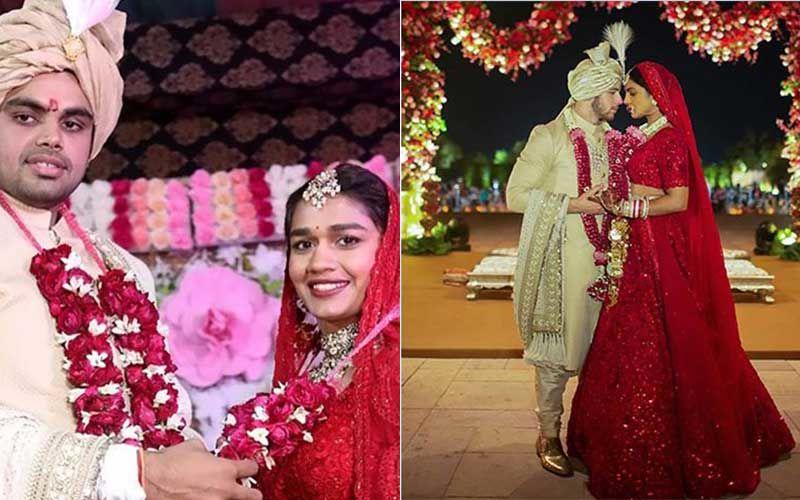 Babita Phogat's Bridal Makeup Shoot Resurfaces, Goes Viral; Sabyasachi Helps Her With The Same Lehenga Priyanka Chopra Wore For Her Wedding