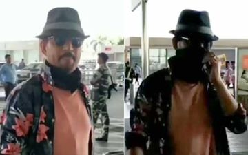 Irrfan Khan Passes Away: When The Actor Uncovered His Face To Pose For Paps On His Return From London -WATCH