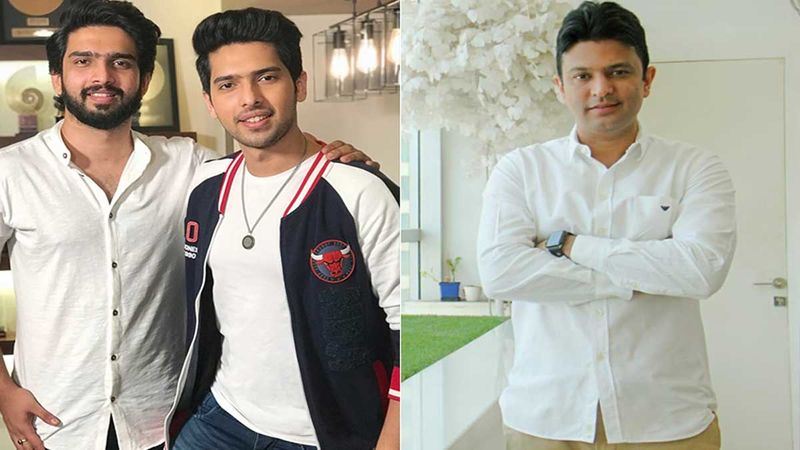 Bhushan Kumar Ropes In Brothers Amaal Malik And Armaan Malik For The First Time In A Unique Digital Concert
