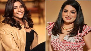 Ekta Kapoor And Mallika Dua's Insta Debate On 'Mass Vs Class' Blows Out Of Proportion As Troll Jumps In; Mallika Says, 'My Earnings Don't Come From Ekta'