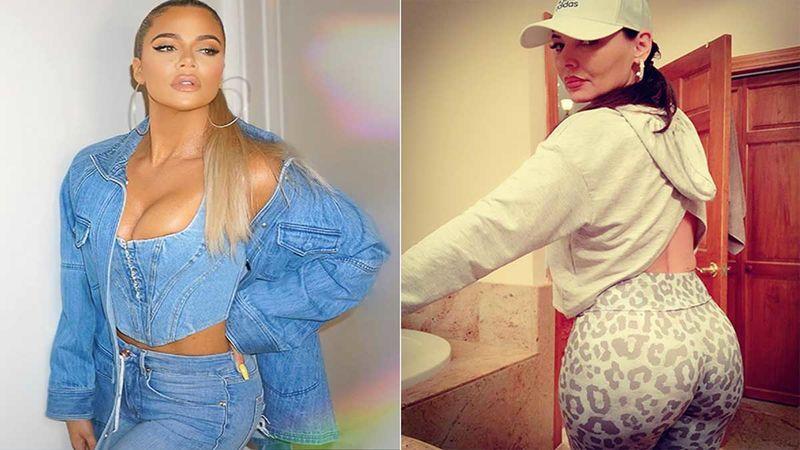 Khloe Kardashian Loses It As Mob Wives Star Drita Davanzo Fans Up Kim-Kourtney's Fight; Khloe Says 'Freaking Love You'