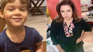 Karan Johar's Little Man Yash Says 'He's Very Boring', Farah Khan Takes A Mama Swipe At Him 'Your Kids Are Fed Up Of You'