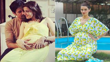 After Pregnancy Announcement, Sumeet Vyas And Ekta Kaul Share Adorable Pictures Of The Actress Flaunting Her Baby Bump