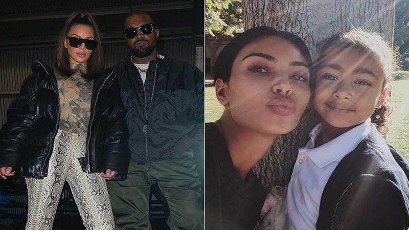 Kim Kardashian Shares A Blast From The Past Moment With Kanye West And Baby North; Fans Pour Love