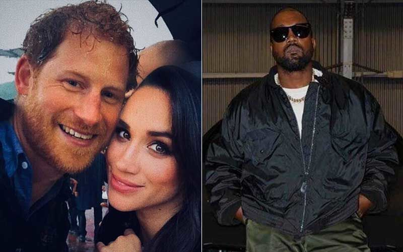 Prince Harry And Meghan Markle's Archewell Foundation Page Gets Hacked; Website Directed To Kanye West's Gold Digger