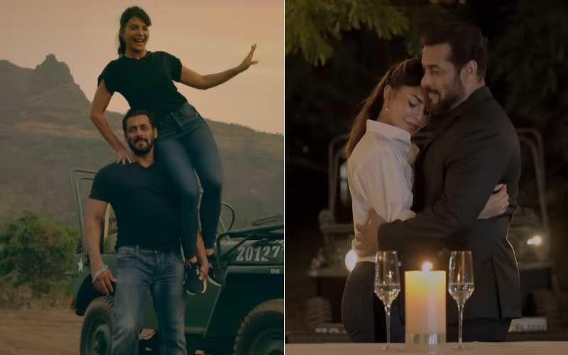 Tere Bina Teaser: Salman Khan And Jacqueline Fernandez's Music Video Shot At Superstar's Luxurious Farmhouse Is A Heart Winner- WATCH