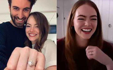 La La Land Star Emma Stone Ties The Knot With Fiancé Dave McCary Amid Lockdown? That's What Netizens Think