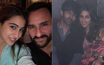 When Saif Ali Khan Jokingly Told Sara Ali Khan That If Kartik Aaryan Had Got Money He Could Take Her - VIDEO