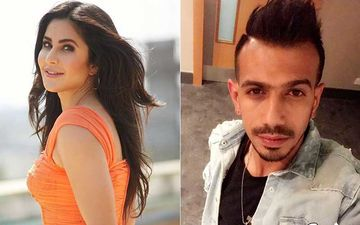 Katrina Kaif's Instagram Live Gets Crashed By Yuzvendra Chahal; Cricketer Drops THIS Cute Message