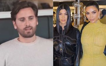 KUWTK: Scott Disick Concerned After Kim And Kourtney Kardashian's Blow-Out; Tries To Understand Baby Mama-WATCH