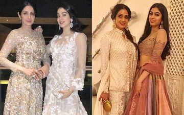 Late Sridevi Named Her Daughters 'Janhvi' And 'Khushi' For A Reason; It Has Urmila Matondkar and Kareena Kapoor Khan Connect