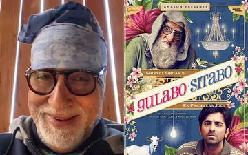 Amitabh Bachchan Is Thrilled As Film Gulabo Sitabo Gets A Digital Release; Says 'NOW Another Challenge'