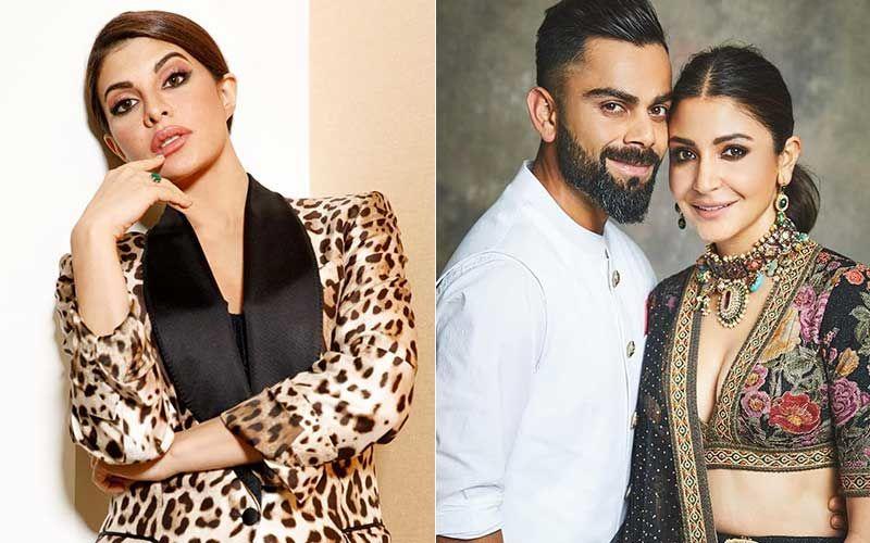 Paatal Lok: Jacqueline Fernandez, Fans Curious About Virat Kohli-Anushka Sharma's Wedding Caricature Next To Their TV Set; Deets INSIDE
